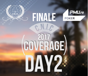 Coverage Finale CNIC 2017 Day 2