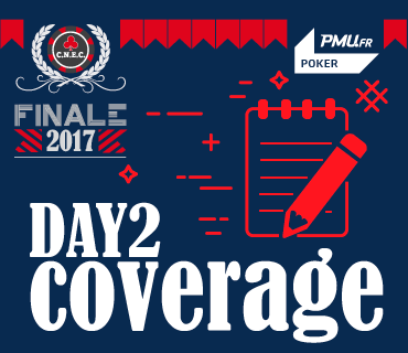 Coverage Finale CNEC 2017 Day 2