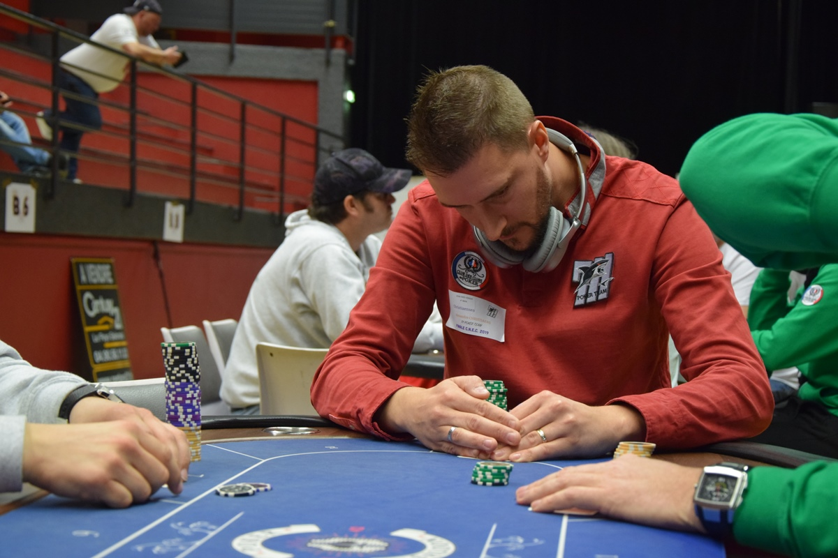 Christiaensen, 711 Poker Team Finale CNEC 2019