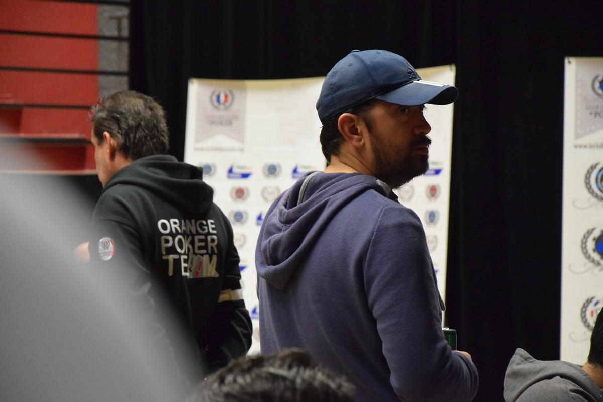 Saloon Poker Club Finale CNEC 2019