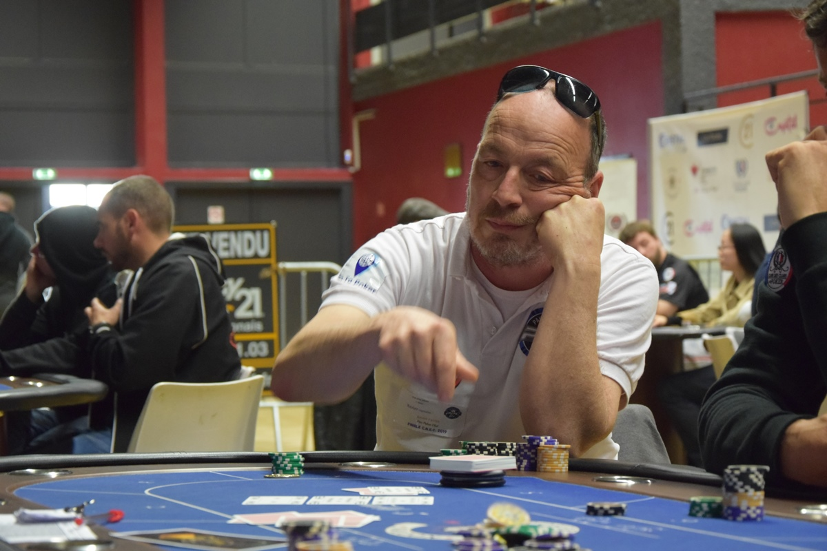 Pau Poker Club Finale CNEC 2019