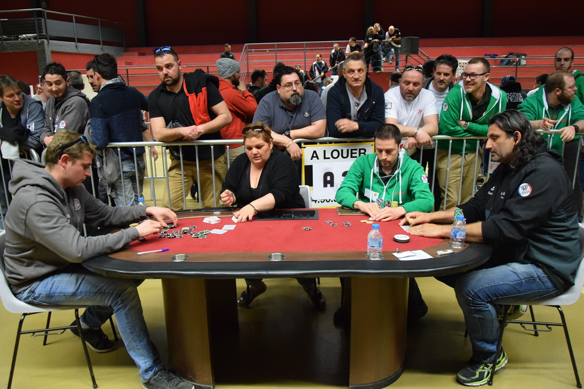 Jeujeu Tapons Poker Club Finale CNEC 2019