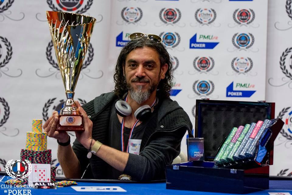 Abdelmajid, Champion C.N.I.C. 2018