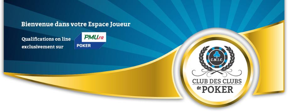 Espace Joueur C.N.I.C. online