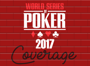 Coverage WSOP 2017