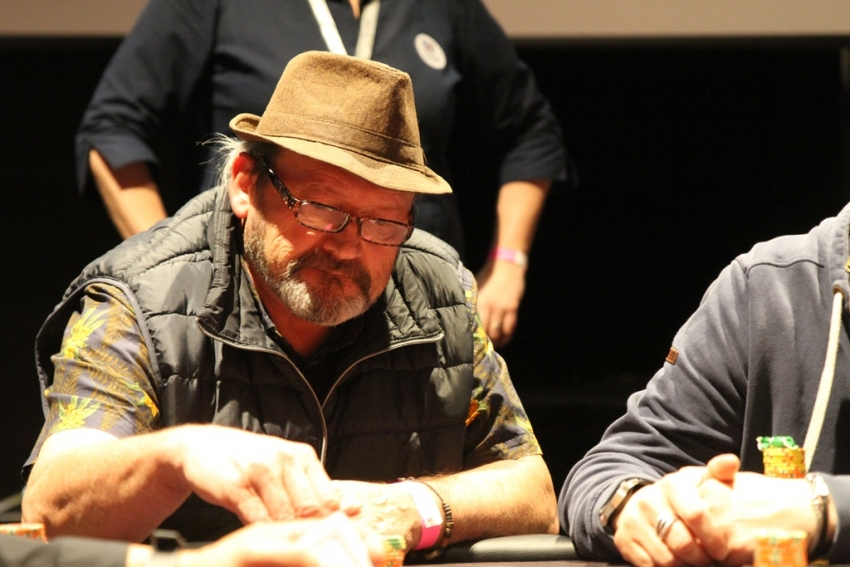 André 'calpino' Madiot (Poker Club 49) est le Bubble-Boy 2019
