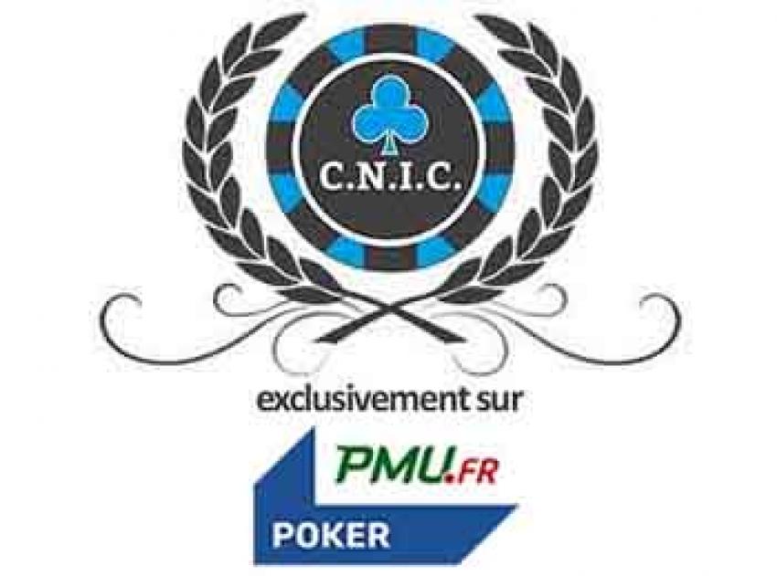 C.N.I.C. Online 2019 : Rendez-vous le 20/11 sur PMU Poker !