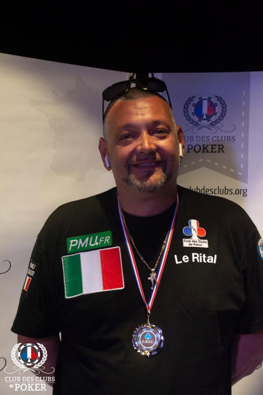 Michel Sia (X-trem Poker Club), 9e